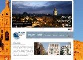 La Oficina de Congresos de Murcia refuerza su posicionamiento online con una nueva página web