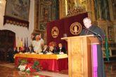 Monseñor Lorca Planes. 'La UCAM nació para evangelizar el mundo de la cultura'