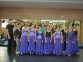 El Director del Ballet Nacional visita la Escuela de Arte Flamenco