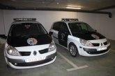Dos nuevos coches para la Policía Local de Torre-Pacheco