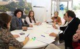 La Mesa de Calidad Turística analiza medidas para el fomento del turismo a través del proyecto SICTED en Puerto Lumbreras