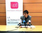 UPyD Murcia califica los Presupuestos como 'presupuestos de crisis'