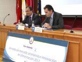 El director de Capital Alianza Private Equity Investment, Eduardo Fernández-Combarro hoy en la Universidad Católica San Antonio (UCAM)