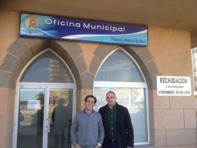 La oficina de Desarrollo Local abre en La Manga - 1, Foto 1