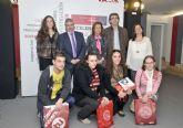 La Universidad de Murcia entrega a los alumnos los premios de la gymkana de la Bienvenida