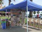 La concejalía de Medio Ambiente lleva la exposición 'Dunas, un mar de arena' a colegios e institutos del municipio