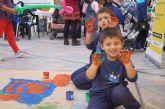 Éxito de participación en los talleres y juegos organizados en la Plaza Balsa Vieja para conmemorar el Día Internacional de los Derechos del Niñ@