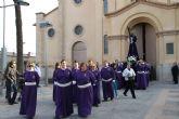 El Nazareno de La Unión se hermana con la Cofradia de Pescadores de Cartagena