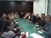 La concejalía de Agricultura se reúne con representantes del sector en el municipio para fomentar la colaboración con el sector