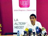 UPyD Murcia considera necesario 'más apoyo presupuestario' a Bienestar Social