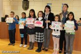 Lectura del manifiesto conmemorativo del Día Internacional de los Derechos del Niñ@