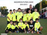 Presentados los equipos del Mazarrón Fútbol Base