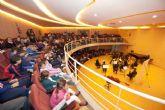 Cartagena aplaude a los jóvenes talentos de Entre Cuerdas y Metales