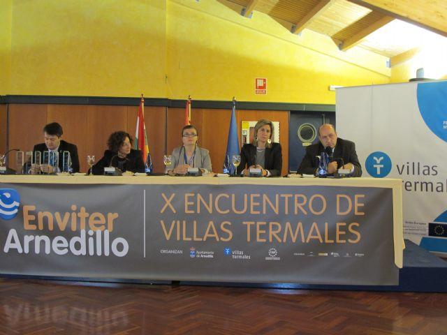 La Alcaldesa de Archena, Patricia Fernández, incorporada a la Directiva Nacional de la sección de Villas Termales de la FEMP - 1, Foto 1
