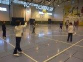 La concejalía de Deportes ha puesto en marcha la fase local de baloncesto, balonmano, futbol sala y voleibol de Deporte Escolar