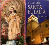 El programa de fiestas de Santa Eulalia se distribuirá a partir de hoy