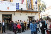 Unas 200 personas se concentran en plaza de España contra la violencia machista con motivo del 25 de Noviembre