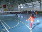 La concejalía de Deportes organiza mañana sábado la fase local de bádminton de Deporte Escolar