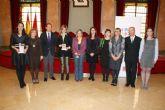 El Alcalde entrega el premio 'Murcia en Igualdad' a dos magistradas de los Juzgados de Violencia sobre la Mujer