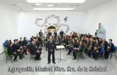 La banda de música de Molinos Marfagones celebra la festividad de Santa Cecilia