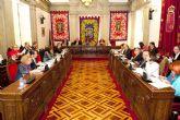Pleno de la corporación municipal esencialmente político