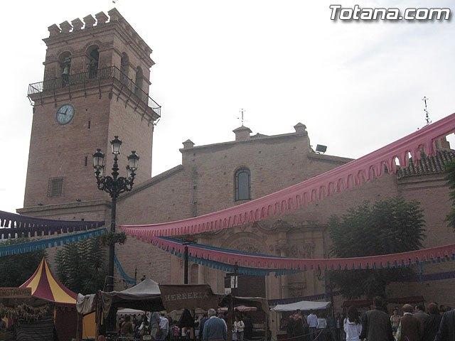 El Mercado Medieval abre hoy el programa de actividades organizadas con motivo de las fiestas patronales de Santa Eulalia´2012 - 1, Foto 1