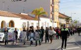 Puerto Lumbreras conmemora el Día Internacional Contra la Violencia de Género con una Marcha Solidaria que reúne a más de 200 personas