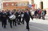 La Banda Municipal de Música de Puerto Lumbreras celebra la Festividad de Santa Cecilia con un pasacalles