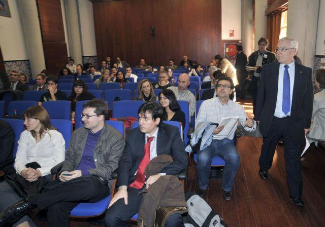 Un Congreso en la Universidad de Murcia debate sobre privacidad e innovación tecnológica - 2, Foto 2