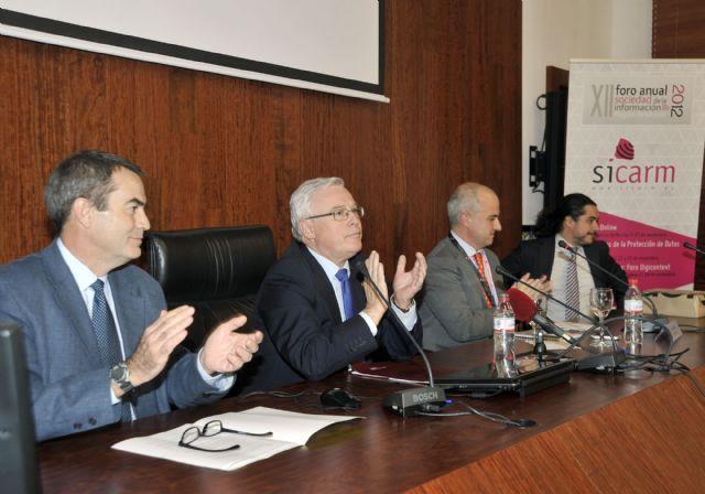 Un Congreso en la Universidad de Murcia debate sobre privacidad e innovación tecnológica - 3, Foto 3