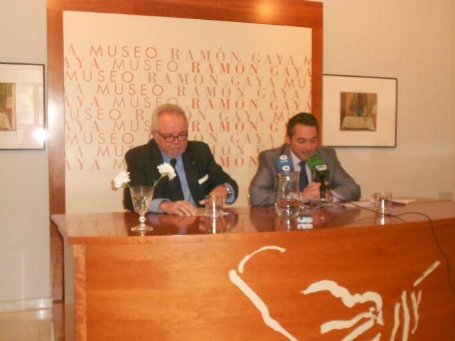 El Ramón Gaya presenta una nueva edición de el museo enseña - 2, Foto 2