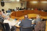 El Pleno acuerda solicitar a la CHS que autorice el encauzamiento de las ramblas de La Santa, Los Arcos y Las Peras