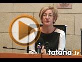Rueda de prensa valoración Pleno noviembre 2012. Grupo Municipal Socialista