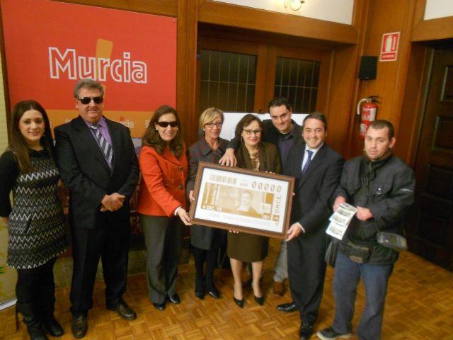 La ONCE rinde homenaje al pintor murciano Antonio Gómez Cano con un cupón que llevará su imagen - 2, Foto 2