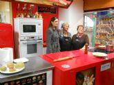Finaliza el ciclo cocina de la igualdad que han realizado los Centros de la Mujer en el Aula Gastronómica de Verónicas