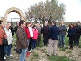 La Asociación Cultural 'El Cañico' visita la ciudad de Mula