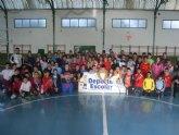 La concejalía de Deportes organizó la fase local de bádminton de Deporte Escolar