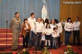 IV Festival de Coros y Rondallas a beneficio de los enfermos que viajan a Lourdes