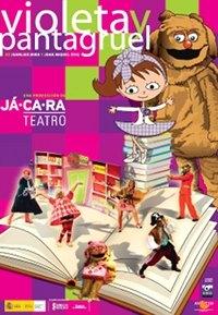Escolares de Totana disfrutarán mañana de la comedia musical Violeta y Pantagruel en el teatro del Centro Sociocultural La Cárcel - 2, Foto 2