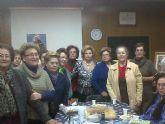 Las Amas de Casa de las Tres Avemarías participa en las actividades contra la Violencia de Género