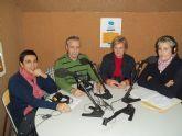 Alguazas Radio levanta el telón con el Grupo de teatro amateur de los 'Amigos de la Torre' de la localidad