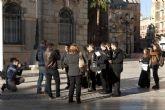 Cartagena en un videoclip del banco Sabadell-CAM