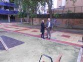 La Concejalía de Medio Ambiente ejecutará una reforma integral en el jardín de la Calle Nueva San Antón