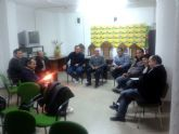 El PSOE califica de muy fructifera la reunión con la nueva junta directiva de COAG-IR