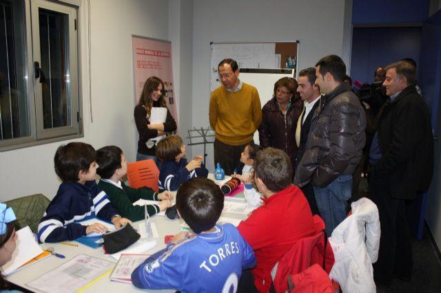 El Palmar. Espacio Joven atrae a más de 500 jóvenes cada semana para participar en sus actividades - 1, Foto 1