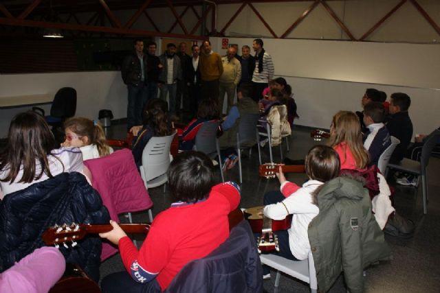 El Palmar. Espacio Joven atrae a más de 500 jóvenes cada semana para participar en sus actividades - 4, Foto 4