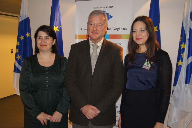 La alcaldesa de Totana se traslada a Bruselas para diseñar el plan de gestión del Yacimiento Argárico de La Bastida - 3, Foto 3