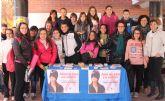 Puerto Lumbreras conmemora el Día Mundial de la Lucha Contra el Sida
