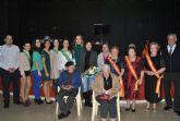Paquita Sánchez y Joaquín Abenza, ambos de 92 años,  elegidos Abuelos Mayores del Baile