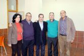 El presidente de la Unión Española de Cooperativas de Enseñanza visitó Alcantarilla